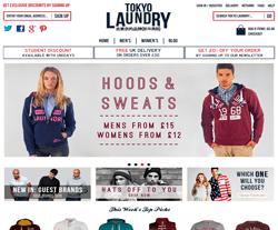 Tokyo Laundry Discount Code 2018