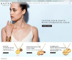 Satya Jewelry Promo Codes 2018