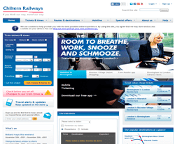 Chiltern Railways Voucher Code 2018