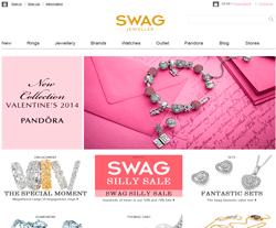 SWAG Jeweller Discount Code 2018