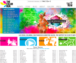 The Color Run UK Discount Code 2018