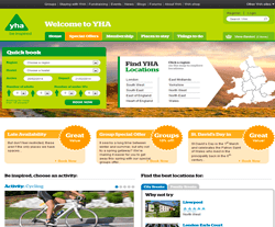 YHA Discount Codes 2018