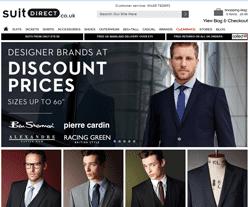 Suit Direct Discount Code 2018