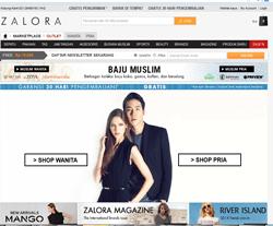 Zalora Indonesia Promo Codes 2018