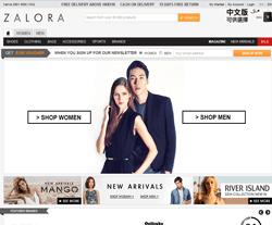 Zalora Hong Kong Promo Codes 2018