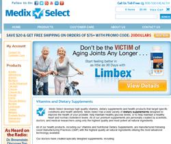 Medix Select Promo Code 2018