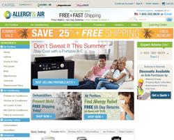 Allergy & Air Promo Codes 2018