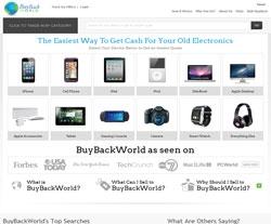 BuyBackWorld Promo Code 2018