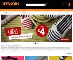 Wynsors Promo Code 2018