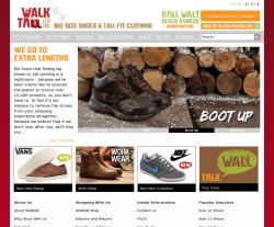 Walktall Discount Code 2018