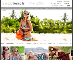 Simply Beach Promo Code 2018