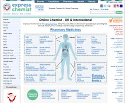 Express Chemist Voucher Code 2018