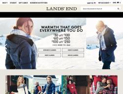 Lands' End Promo Codes 2018