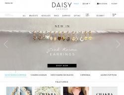 Daisy Jewellery Discount Code 2018