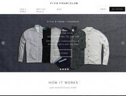 Five Four Club Promo Code 2018