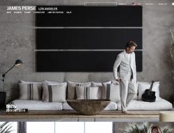 James Perse Promo Codes 2018