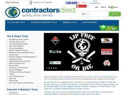 Contractors Direct Promo Code 2018