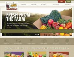 Farm Fresh To You Promo Codes 2018