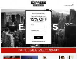 Express Factory Outlet Coupons 2018