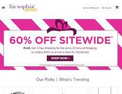 Lia Sophia Promo Codes 2018