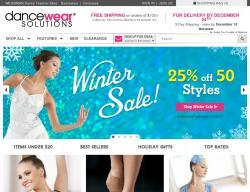 Dancewear Solutions Coupons & Promo Codes 2018