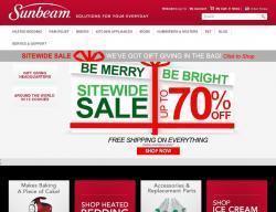 Sunbeam Promo Codes 2018