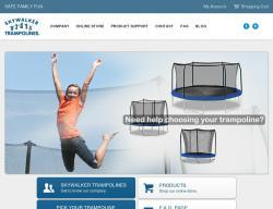 Skywalker Trampolines Coupon Codes 2018