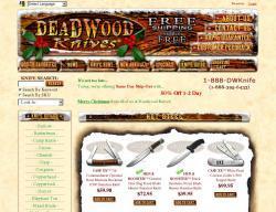 DeadwoodKnives Promo Codes 2018