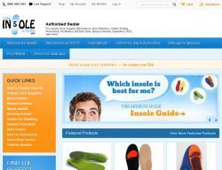 The Insole Store Coupons 2018