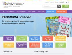 Simply Personalized Coupon 2018