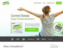 SweatBlock Promo Codes 2018
