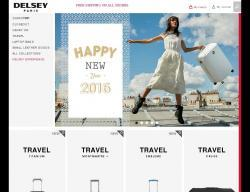 Delsey Promo Codes 2018