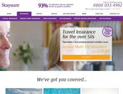 Staysure Travel Insurance Discount Code 2018