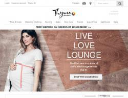 thyme maternity Coupons 2018
