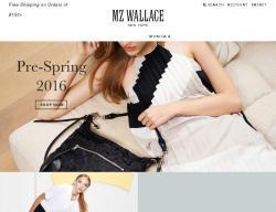 MZ Wallace Coupons 2018