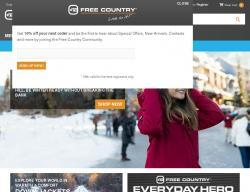 Free Country Promo Codes 2018