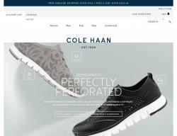 Cole Haan Promo Codes 2018