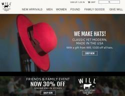 WILL Leather Goods Coupon 2018