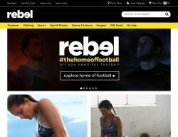 Rebel Sport Promo Codes 2018