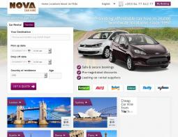 Nova Car Hire Discount Code 2018