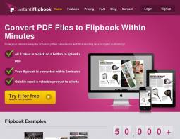 Instant Flipbook Coupons 2018