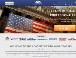 Academy of Financial Trading UK Discount Code 2018