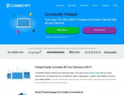 Connectify Promo Codes 2018