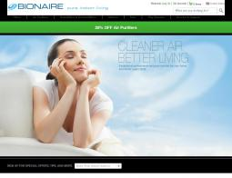 Bionaire Coupon 2018