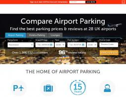 SkyParkSecure Airport Parking Discount Code 2018