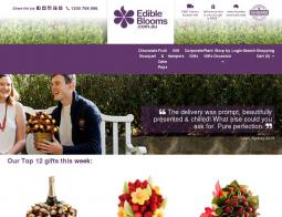 Edible Blooms Discount Codes 2018