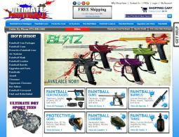Ultimate Paintball Coupon 2018