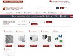 Discount Furnace Filter Coupon 2018