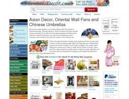 Oriental-Decor Coupon Code 2018