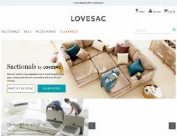LoveSac Coupon 2018